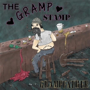 Gramp Stamp Official art